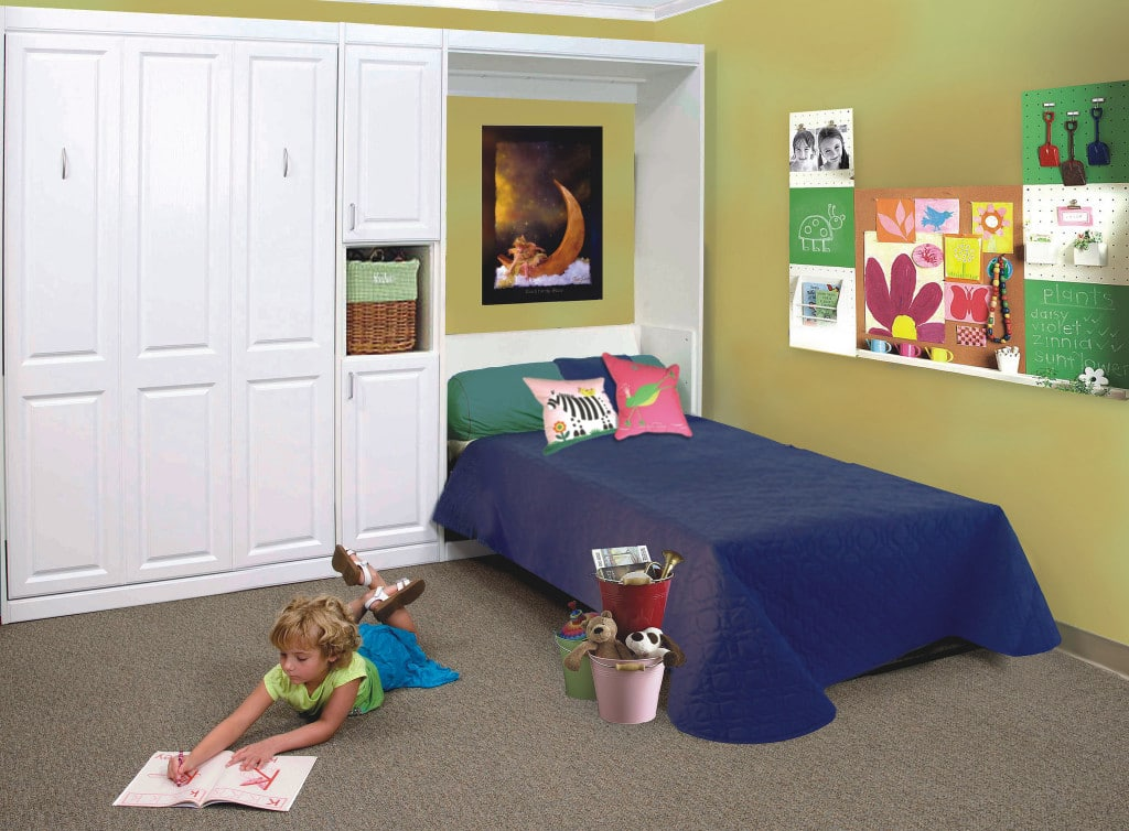 wall beds for kids in sarasota, bradenton, and port charlotte