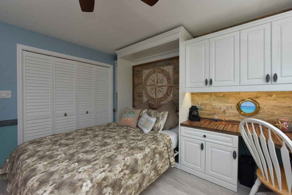 home office with murphy bed sarasota