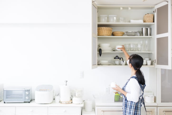 kitchen storage tips Sarasota