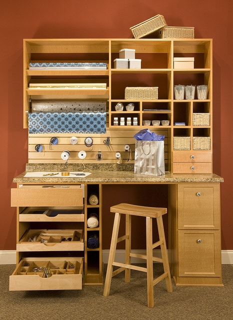 custom craft room storage - Sarasota, FL
