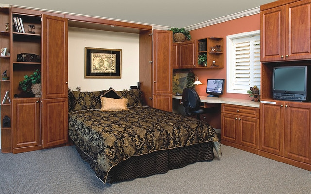murphy bed and desk - Sarasota