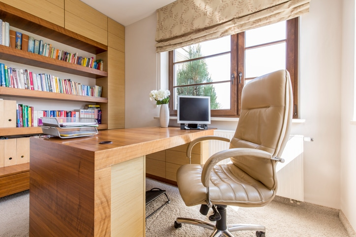 custom home office styles - Sarasota