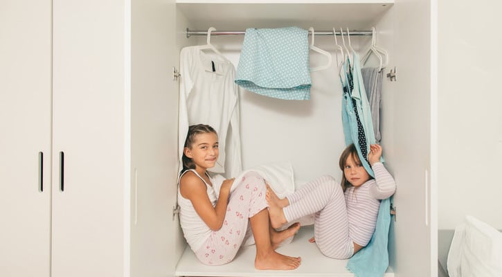 kids shared closet - Sarasota, Bradenton, Port Charlotte