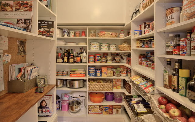 custom pantry Sarasota