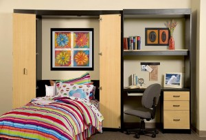 murphy bed study space Sarasota