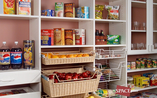 custom pantry storage sarasota