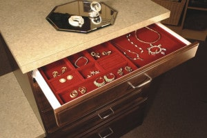 jewelry drawer custom closet accessories sarasota fl