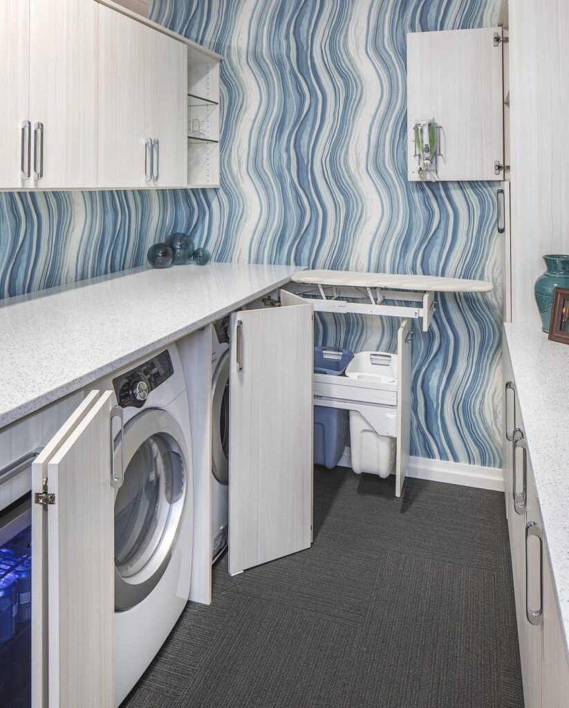 custom laundry and utility rooms in sarasota