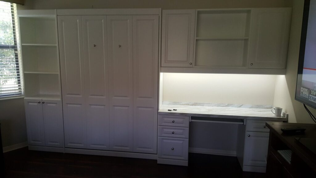 custom home office bradenton